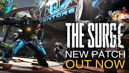 The Surge Action-RPG New Patch Fixes Crash!