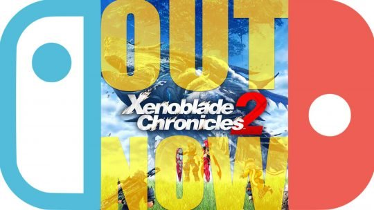 Xenoblade Chronicles 2 is Now Available!