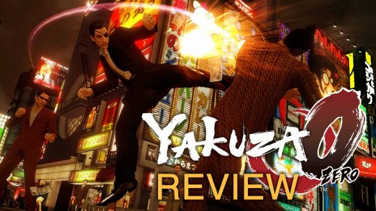 "Yakuza 0 Review: ""Mafia III But Good"""