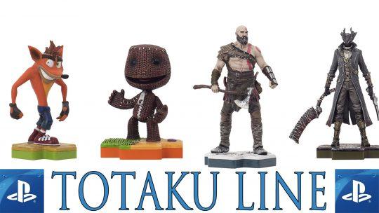 Playstation's Totaku Line (2018)