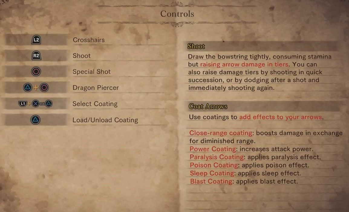 bow_controls