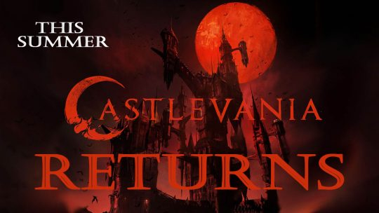 Castlevania Netflix Series Season 2 Coming This Summer