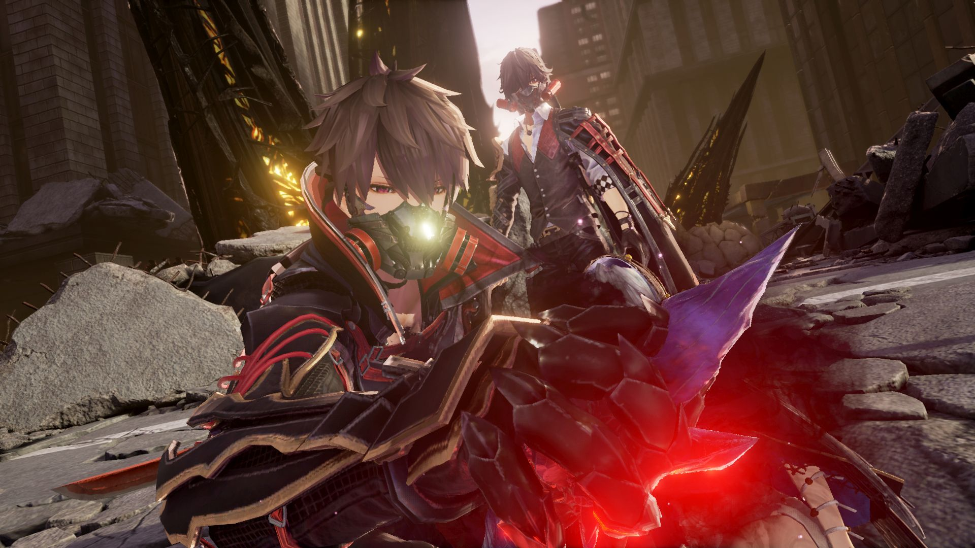 CODE VEIN New Details On Blood Tears, Characters & More! | Fextralife