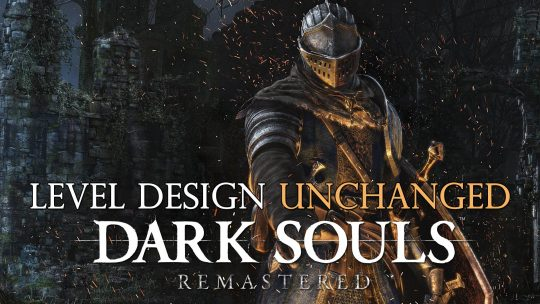 "Dark Souls Remastered Level Design ""Unchanged"" – Says Nintendo"