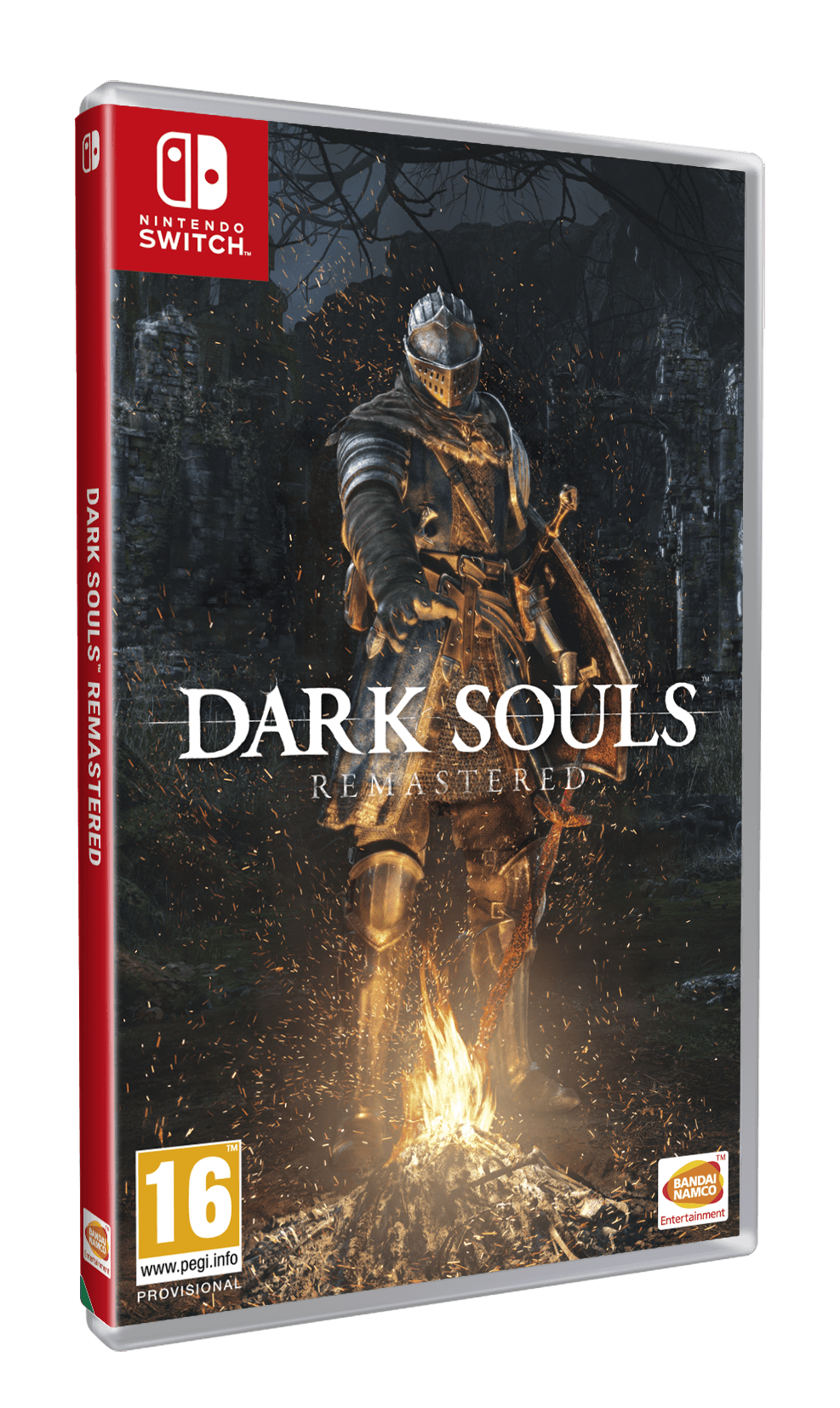 Dark Souls on Switch it is a real thing and I am very excited, god bless and praise the sun. :sunny: Dark-souls-remastered-switch
