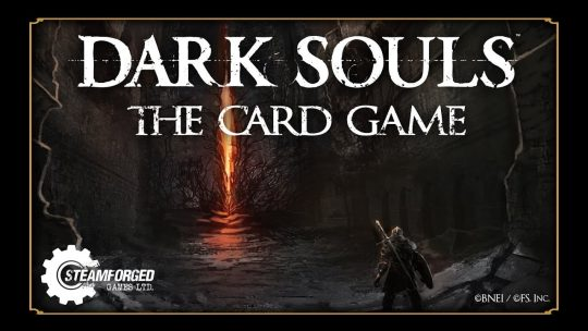 Are you ready for Dark Souls: The Card Game? What we know so far.