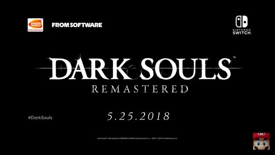 No Cross-Platform Play For Dark Souls: Remastered