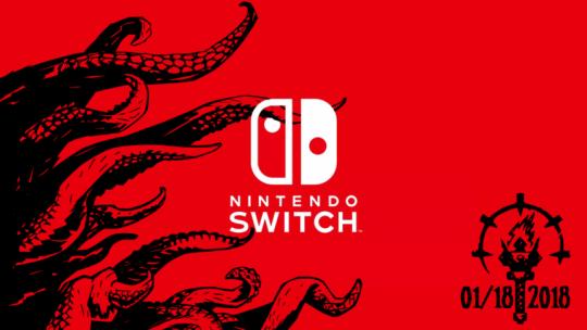 Darkest Dungeon Coming To Nintendo Switch!