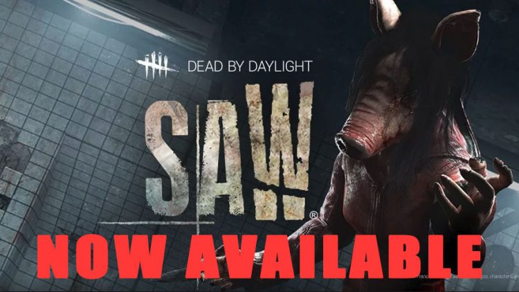 Dead By Daylight Introduces Saw Characters