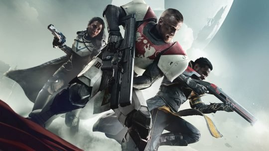 Destiny 2 Guide: Level & Light Levelling