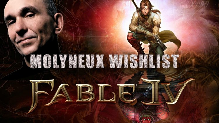 Fable Creator Peter Molyneux's New Fable Game Wishlist