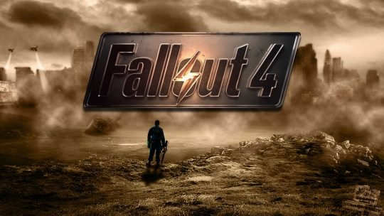 Play Fallout 4 free this weekend!