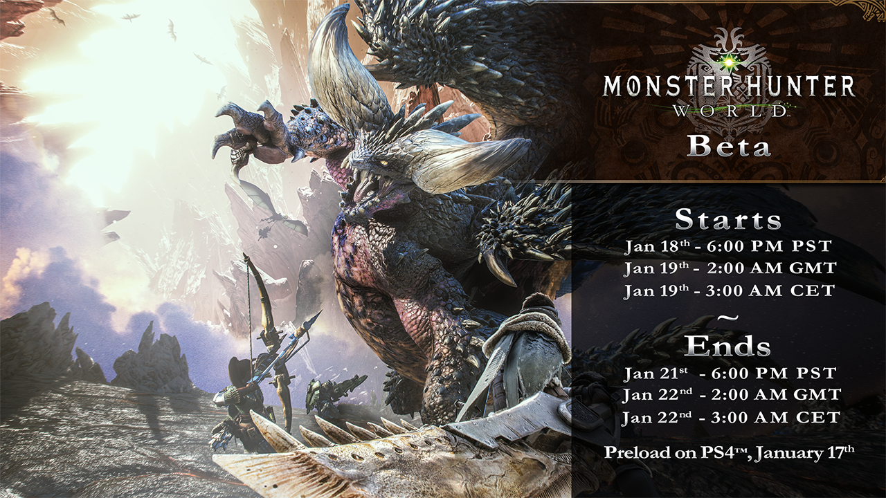 monster-hunter-world-final-beta-2018-capcom-jrpg-action-rpg-playstation-4-ps4