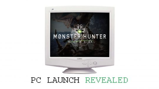 Monster Hunter: World PC Release Time Revealed!
