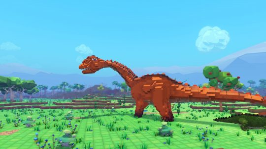 Ark: Survival Evoled spin-off PixArk adds RPG goodness to winning formula