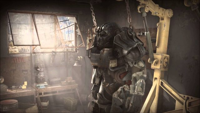 power armour free fallout 4