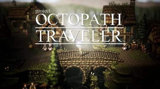 A Preview Version of Project Octopath Traveler's original soundtrack is now available