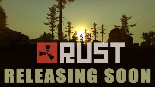"The Future is ""Rust"" – Officially Launching Next Month"