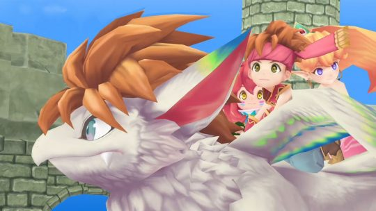 Secret of Mana remake for the Switch being considered by Square Enix