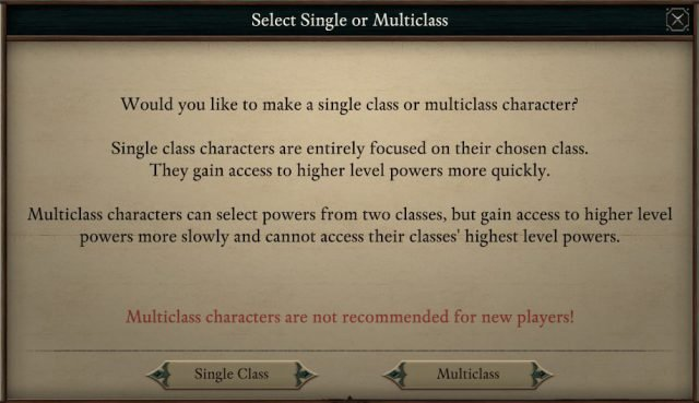 character creation outline 5th edition