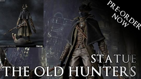 The Old Hunters Statue Pre-order Available Now