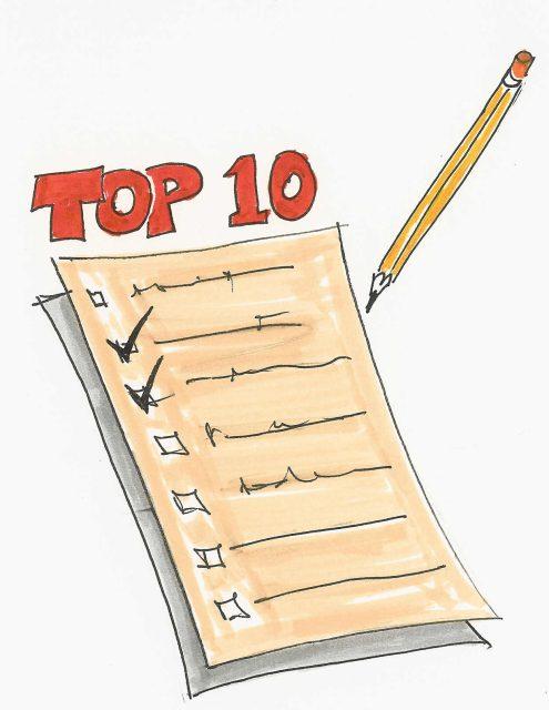 top-10-list