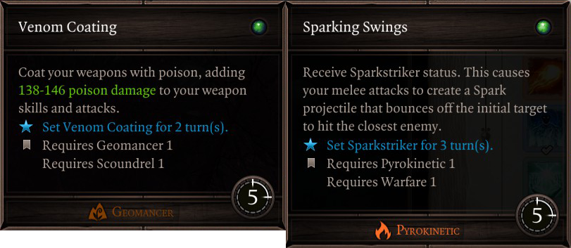 venom_coating_and_sparking_swings