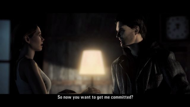 romance valentine's day alan wake