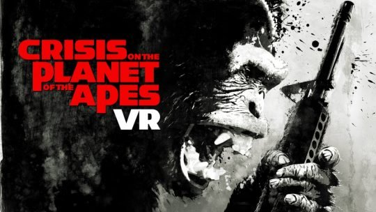 A Planet of the Apes VR game has been announced