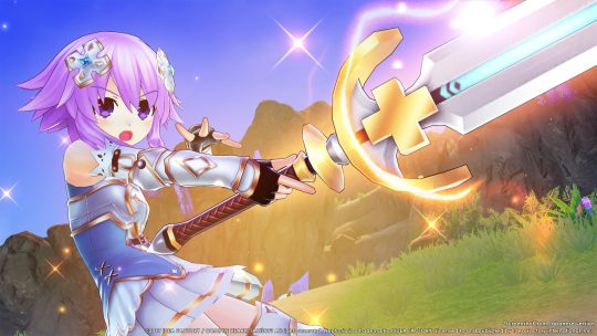 Cyberdimension Neptunia: 4 Goddesses Online Steam release date revealed