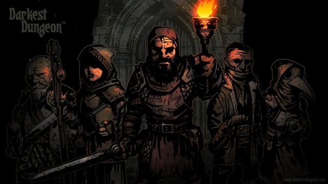 Darkest Dungeon mental health