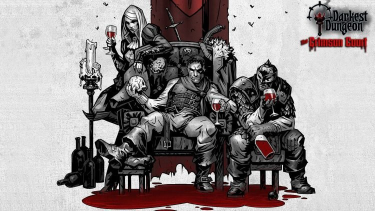 Darkest Dungeon: Crimson Edition is coming to Xbox One this month!