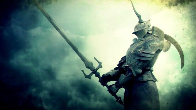 New mod brings the Demon's Souls weapons & shields to Skyrim