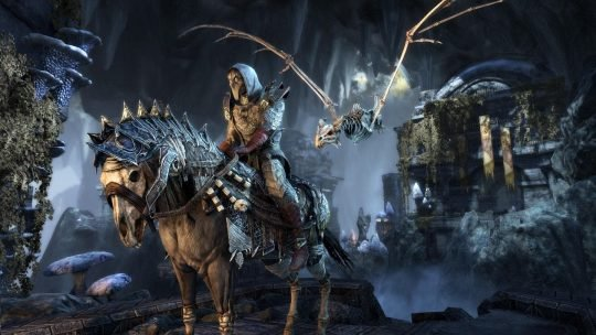 Elder Scrolls Online's Dragon Bones DLC is out now for consoles