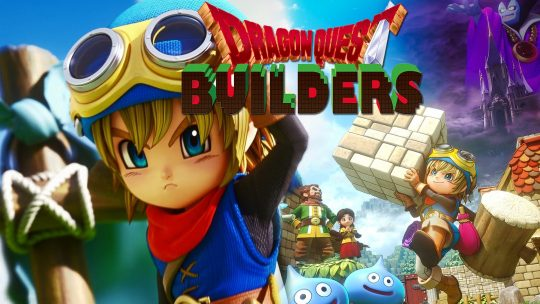 Dragon Quest Builders Gets a New Launch Day Trailer for Nintendo Switch