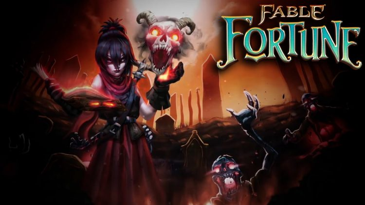 You can play Fable Fortune for free now on Xbox One and PC