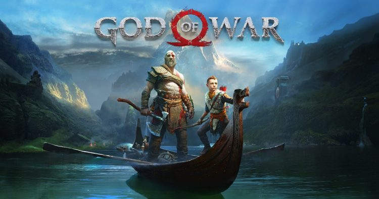 Sony projects a colossal God of War trailer over an entire NBA Court