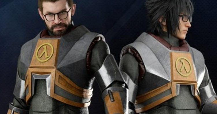 Half-Life comes to Final Fantasy XV for a limited time.