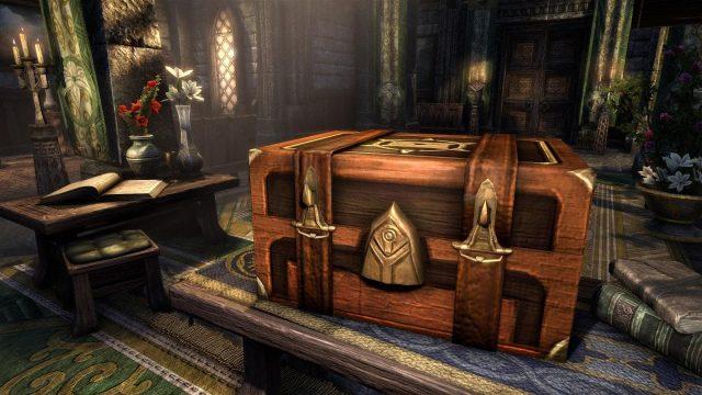 dragon bones dlc elder scrolls online home storage