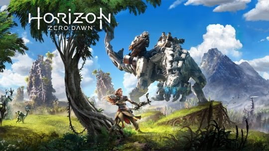 Horizon Zero Dawn was going to have two player co-op originally.