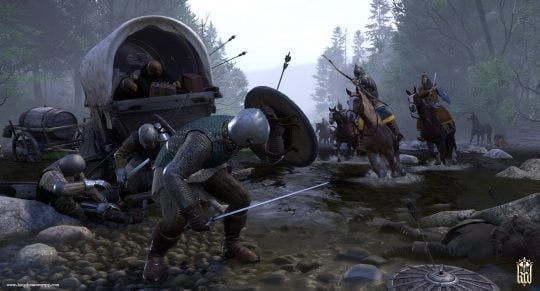 Massive patch released for Kingdom Come: Deliverance during launch week