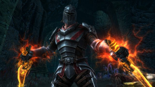 strangest crossover kingdom amalur mass effect 3