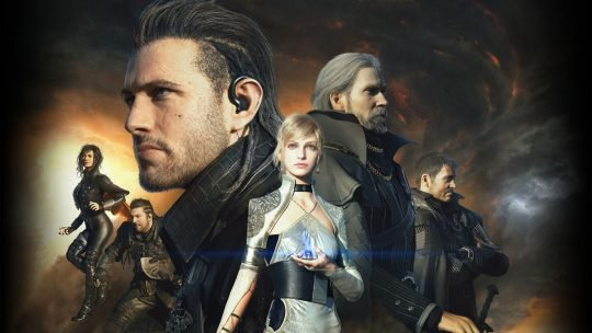 Free Kingsglaive Pack adds new likenesses to Final Fantasy XV