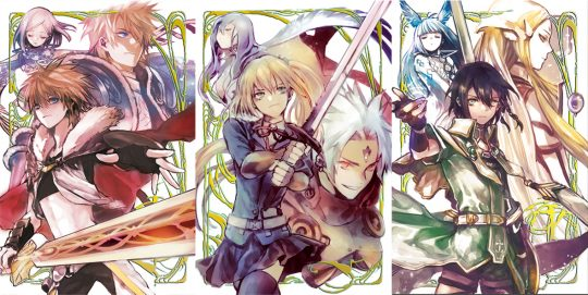 Square Enix making an MMO & an Action RPG based on the Million Arthur anime