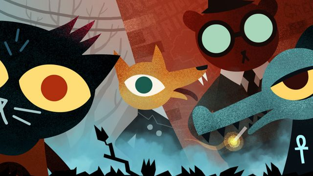 night in the woods mental health