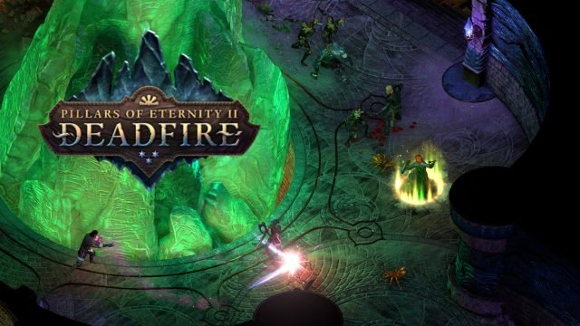Pillars Of Eternity Background: Rumour: Obsidian's Next Project May Be Called 'The Outer