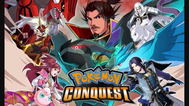 pokemon conquest strangest RPG crossover