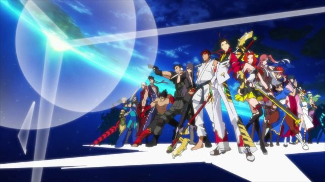 Project X Zone strangest RPG crossover