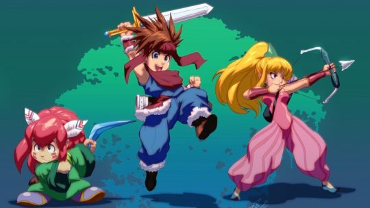 Square Enix releases a Secret of Mana remake launch trailer