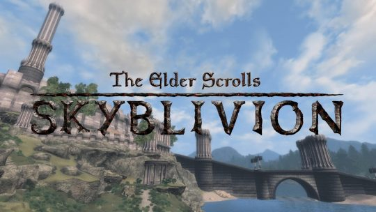 Modders remaking Oblivion using Skyrim Engine…and it's beautiful! New trailer.